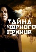 """Обложка книги """"Тайна чёрного принца"""""""