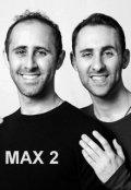 """Обложка книги """"Макс 2"""""""