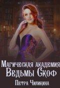 """Обложка книги """"Магическая академия ведьмы Скоф"""""""
