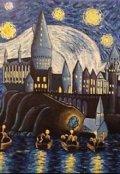 """Обложка книги """"Гарри Поттер - Наследие"""""""
