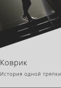 """Обложка книги """"Коврик. История одной тряпки"""""""