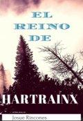 """Обложка книги """"El Reino de Hartrainx"""""""