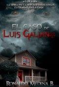 """Cubierta del libro """"El caso de Luis Galiano"""""""