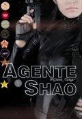 """Cubierta del libro """"Agente Shao"""""""