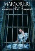 """Cubierta del libro """"Maryoret Condesa del Recuerdo"""""""