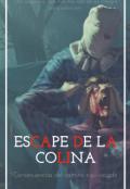 """Cubierta del libro """"Escape de la colina"""""""
