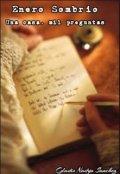 """Cubierta del libro """"Enero Sombrío """""""