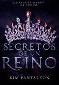 """Cubierta del libro """"Secretos de un reino"""""""