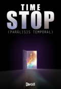 """Cubierta del libro """"Time Stop"""""""