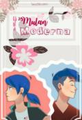"Cubierta del libro ""Una Mulan Moderna - Adrianette"""