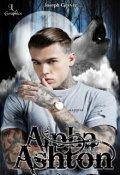 "Cubierta del libro ""Alpha Ashton © """