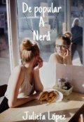 "Cubierta del libro ""De popular a nerd."""