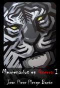 """Cubierta del libro """"Mercenarios en Guerra 1"""""""