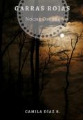 """Cubierta del libro """"Garras Rojas: Noche Oscura"""""""
