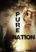 """Cubierta del libro """"Pure Nation"""""""