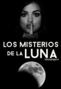 """Cubierta del libro """"Los Misterios de la Luna: Clara West"""""""
