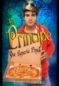"""Cubierta del libro """"""""El Príncipe que repartía Pizzas"""""""""""