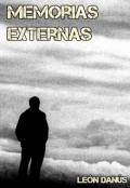 """Cubierta del libro """"Memorias Externas"""""""