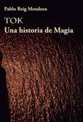 """Cubierta del libro """"Tok. Una historia de Magia"""""""