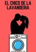 """Cubierta del libro """"El chico de la lavandería"""""""