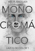 """Cubierta del libro """"Monocromático"""""""