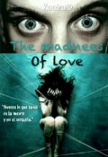 """Cubierta del libro """"The madness of love"""""""