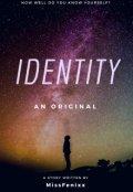 """Cubierta del libro """"Identity"""""""