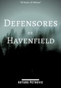 "Cubierta del libro ""Defensores de Havenfield"""