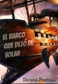 """Cubierta del libro """"El barco que dejó de volar"""""""