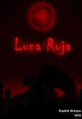 """Cubierta del libro """"Luna Roja"""""""