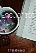 """Cubierta del libro """"Encuentros"""""""