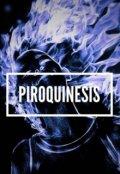 """Cubierta del libro """"Piroquinesis"""""""