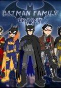 """Cubierta del libro """"Batman Family: Legacy"""""""