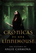 """Cubierta del libro """"Crónicas de una Linnehouse."""""""