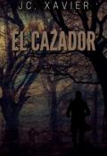 """Cubierta del libro """"El Cazador"""""""