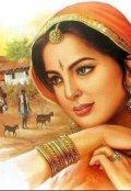 """Обложка книги """"Сказка об индийском радже, о магии и о любви"""""""