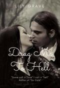 "Cubierta del libro ""Drag Me To Hell"""