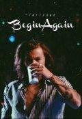 "Cubierta del libro ""Begin Again || Larry Stylinson"""