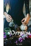 """Cubierta del libro """"Morgana """""""
