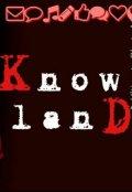 """Обложка книги """"Knowland. Вверх дном."""""""