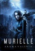"""Cubierta del libro """"Murielle"""""""