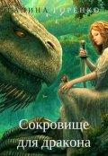 """Обложка книги """"Сокровище для дракона"""""""
