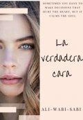 """Cubierta del libro """"La verdadera cara"""""""