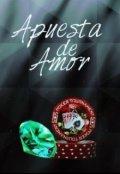 """Cubierta del libro """"Apuesta de Amor"""""""