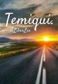 """Cubierta del libro """"Temiqui"""""""