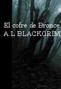 """Cubierta del libro """"El cofre de Bronce"""""""