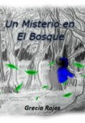 """Cubierta del libro """"Un Misterio en el Bosque"""""""
