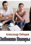 """Обложка книги """"Забвение Валеры"""""""