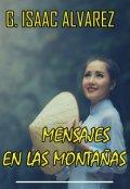 """Cubierta del libro """"Mensajes en las Montañas"""""""