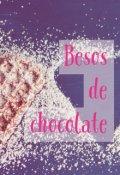 """Cubierta del libro """"Besos de Chocolate"""""""